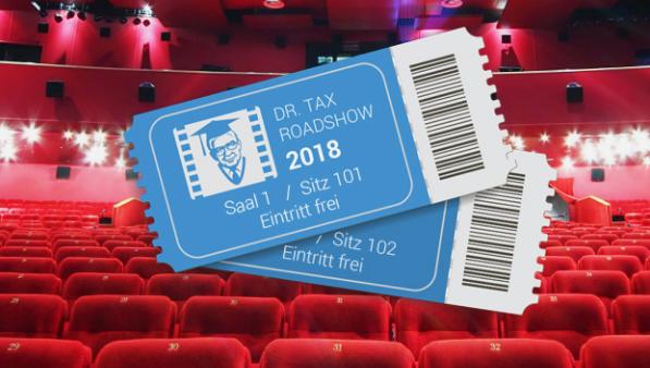 Dr. Tax Roadshow 2018